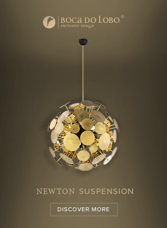Newton Suspension Lamp - Discover More - Boca do Lobo