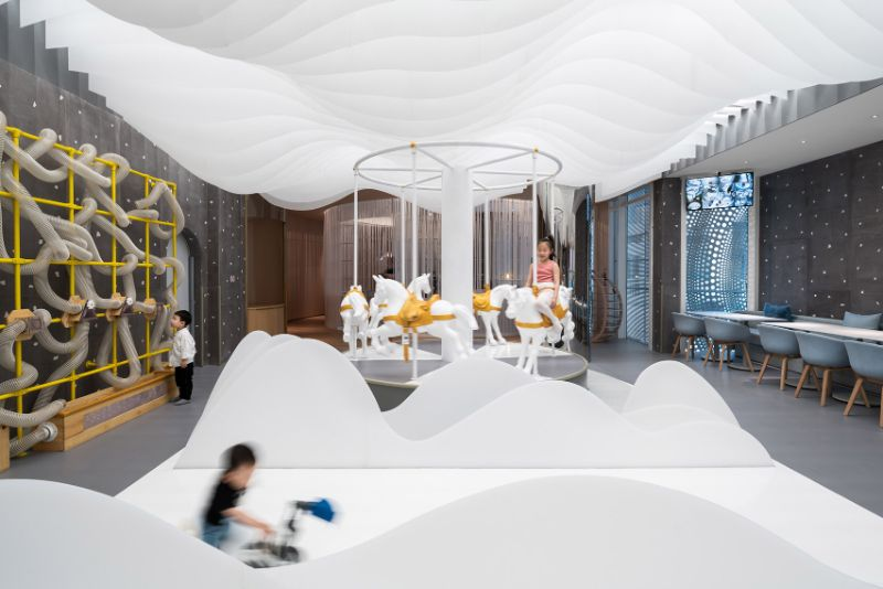 A Cafe Design In China That Has Kids Needs In Mind (2) cafe design A Cafe Design In China That Has Kids Needs In Mind A Cafe Design In China That Has Kids Needs In Mind 2