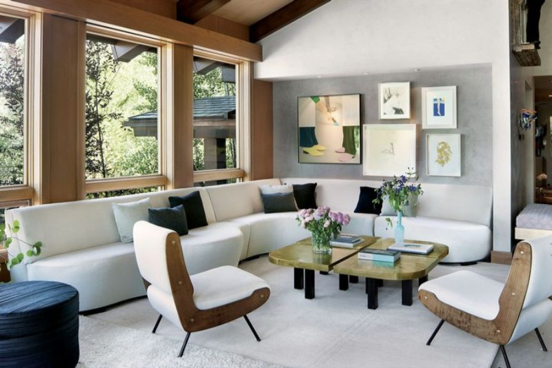 sara story Art Meets Design In This Private Residence By Sara Story Art Meets Design In This Private Residence By Sara Story 3