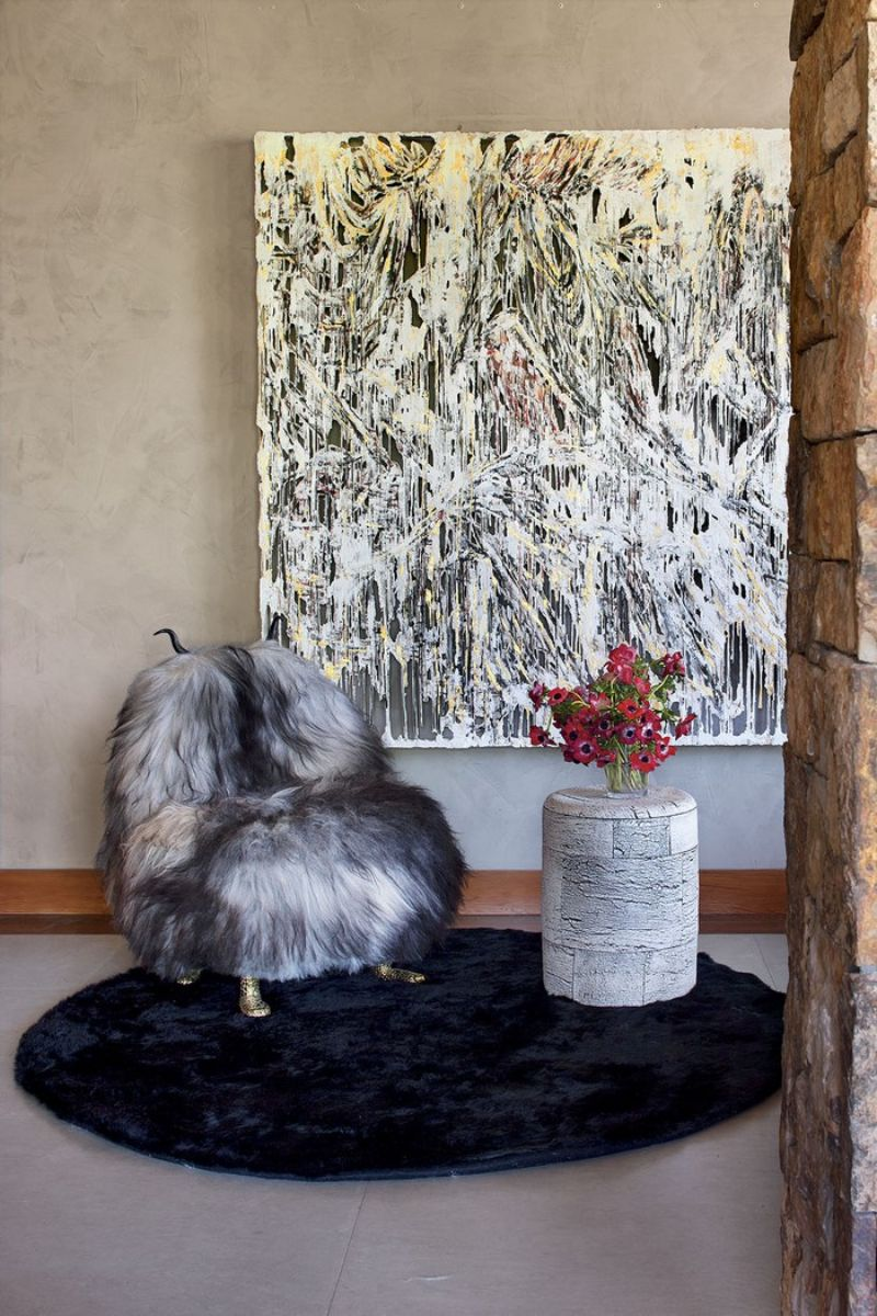 Art Meets Design In This Private Residence By Sara Story (4) sara story Art Meets Design In This Private Residence By Sara Story Art Meets Design In This Private Residence By Sara Story 4