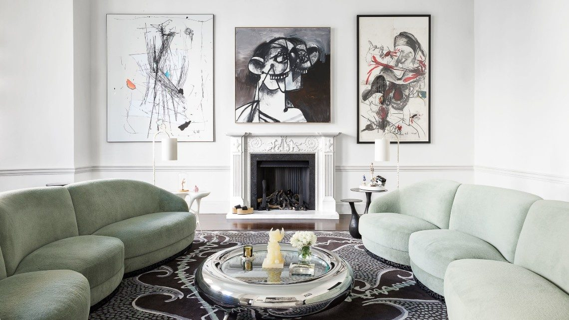 Francis Sultana Reinvents His London Private Residence