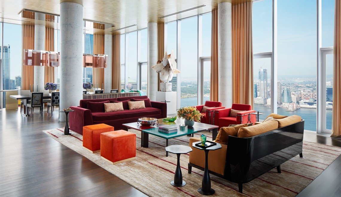 Living In The Clouds - A Modern New York Apartment ft new york apartment Living In The Clouds – A Modern New York Apartment Living In The Clouds A Modern New York Apartment ft