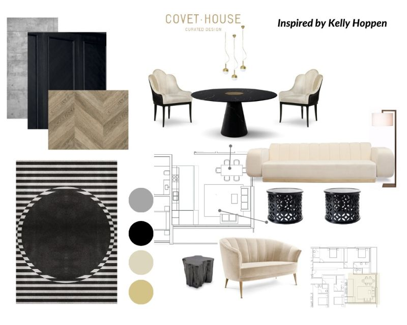 Top Interior Designers Inspired These Amazing Moodboards (2) top interior designer Top Interior Designers Inspired These Amazing Moodboards Top Interior Designers Inspired These Amazing Moodboards 2
