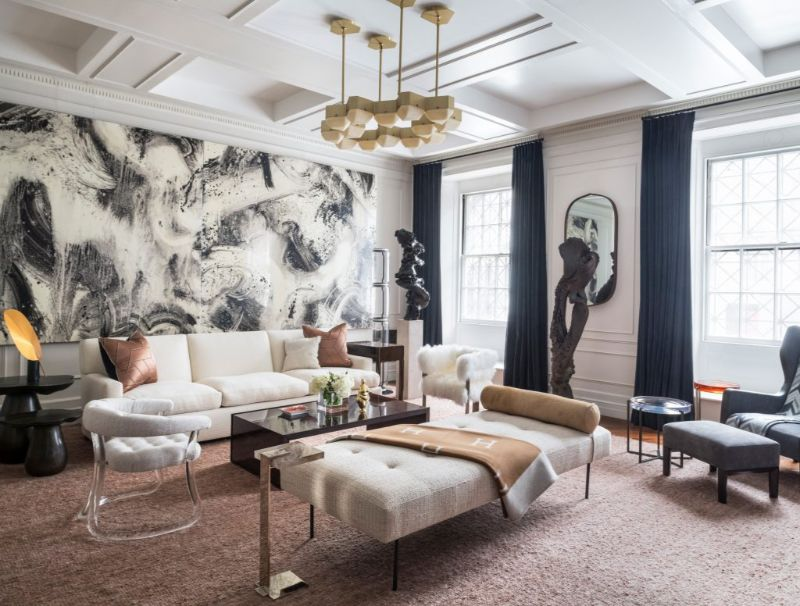 A Look Inside The Holiday House NYC 2019 Showhouse (13) holiday house nyc A Look Inside The Holiday House NYC 2019 Showhouse A Look Inside The Holiday House NYC 2019 Showhouse 13
