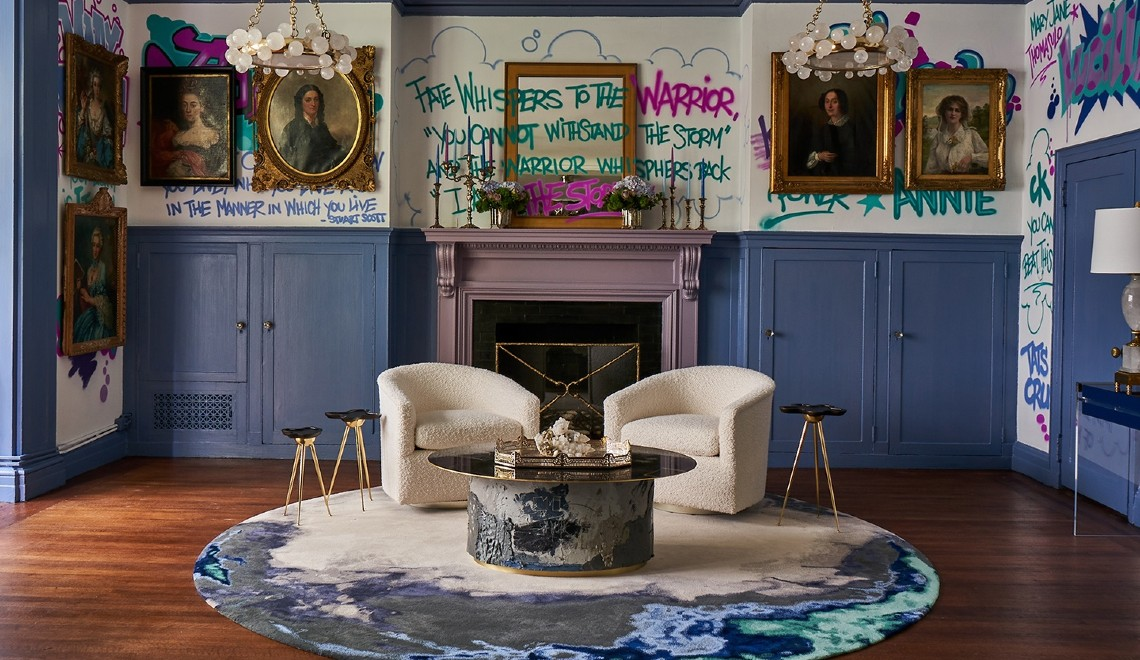 A Look Inside The Holiday House NYC 2019 Showhouse ft holiday house nyc A Look Inside The Holiday House NYC 2019 Showhouse A Look Inside The Holiday House NYC 2019 Showhouse ft