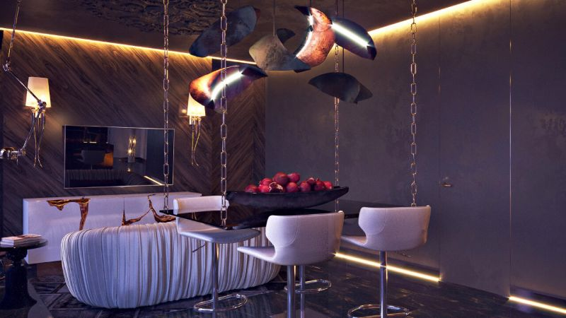A Luxury Penthouse In Kiev By Lara German (16) luxury penthouse A Luxury Penthouse Turned Into A Feminine Retreat By Lara German A Luxury Penthouse In Kiev By Lara German 16