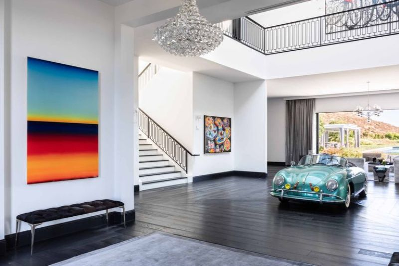 Grand Spaces Done Right - A Private Residence In Bel Air (15)