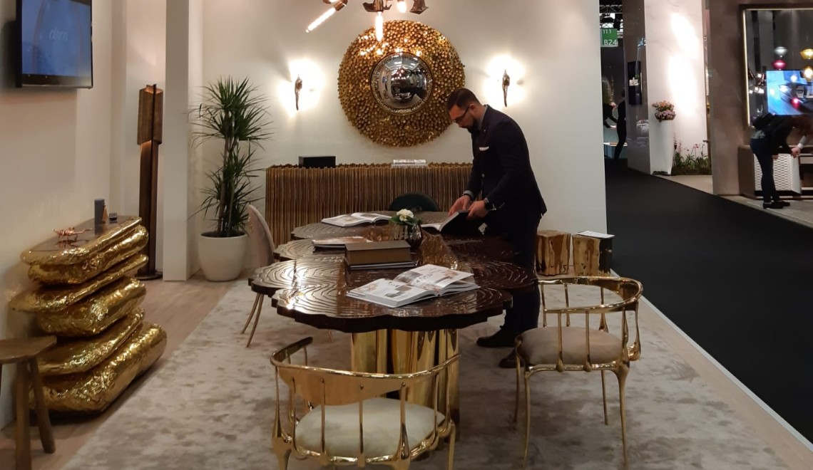 IMM Cologne 2020 – First Trend Highlights From The Design Fair