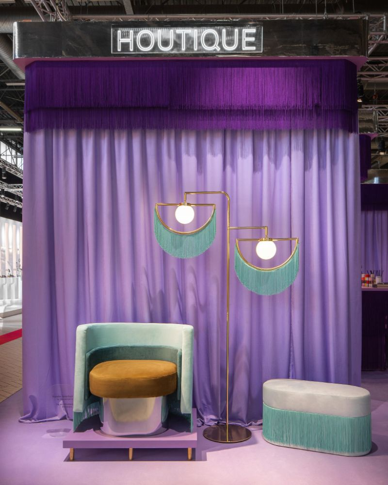 Masquespacio Brings Winking Dining Chair To Maison Et Objet 2020 (6) masquespacio A View For Sore Eyes – The New Masquespacio Dining Chair Masquespacio Brings Winking Dining Chair To Maison Et Objet 2020 6 1