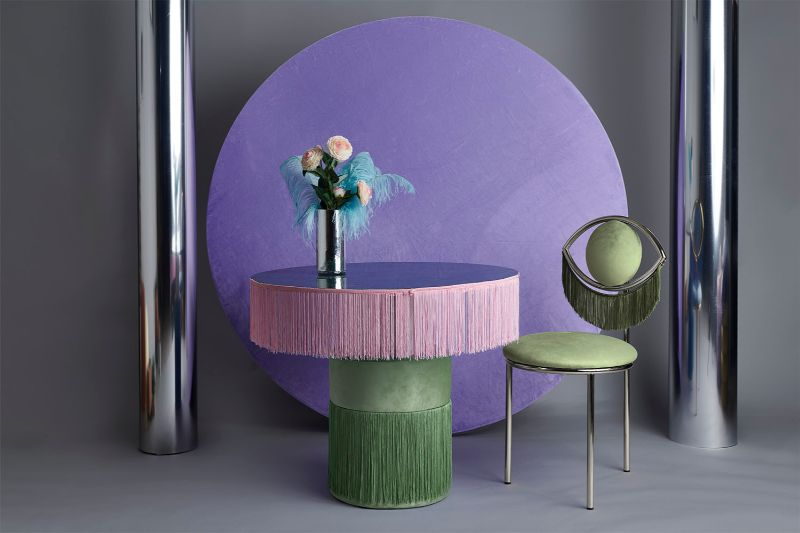 Masquespacio Brings Winking Dining Chair To Maison Et Objet 2020 (9) masquespacio A View For Sore Eyes – The New Masquespacio Dining Chair Masquespacio Brings Winking Dining Chair To Maison Et Objet 2020 9