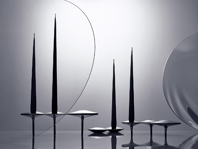 Zaha Hadid Design Unveils New Products At Maison Et Objet 2020 (1) zaha hadid The Pulse Glass Collection by Zaha Hadid Design Zaha Hadid Design Unveils New Products At Maison Et Objet 2020 1