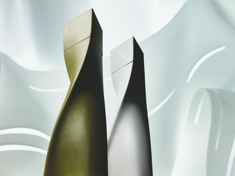 Zaha Hadid Design Unveils New Products At Maison Et Objet 2020 (2) zaha hadid The Pulse Glass Collection by Zaha Hadid Design Zaha Hadid Design Unveils New Products At Maison Et Objet 2020 2