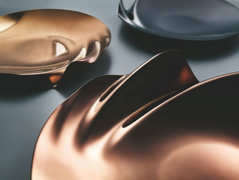 Zaha Hadid Design Unveils New Products At Maison Et Objet 2020 (8) zaha hadid The Pulse Glass Collection by Zaha Hadid Design Zaha Hadid Design Unveils New Products At Maison Et Objet 2020 8