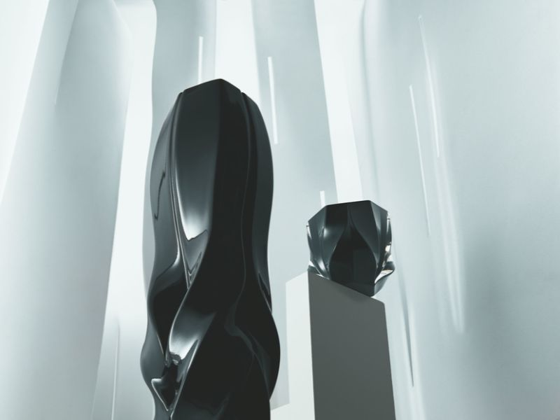Zaha Hadid Design Unveils New Products At Maison Et Objet 2020 (9) zaha hadid The Pulse Glass Collection by Zaha Hadid Design Zaha Hadid Design Unveils New Products At Maison Et Objet 2020 9