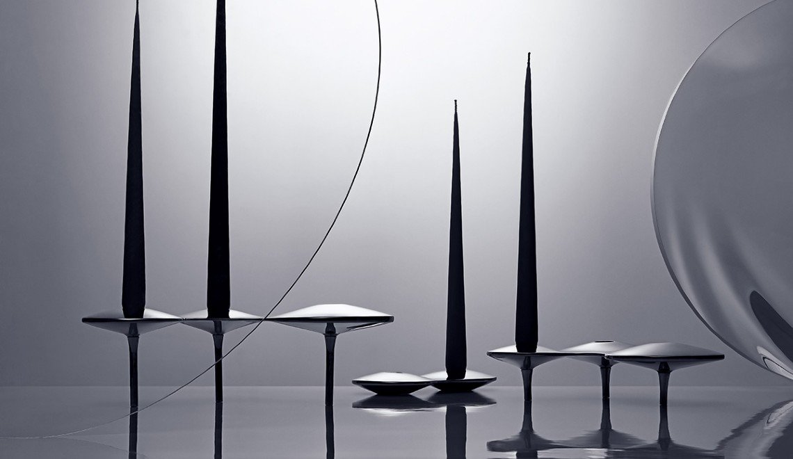 Zaha Hadid Design Unveils New Products At Maison Et Objet 2020