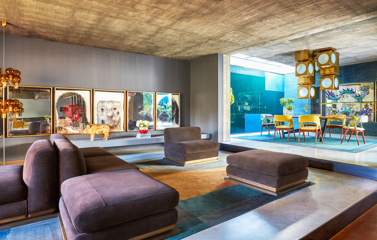 Boca do Lobo's Curated Selection Of The Best Italian Interior Designers italian interior designer Boca do Lobo's Curated Selection Of The Best Italian Interior Designers AD0220 DE COTIIS 8