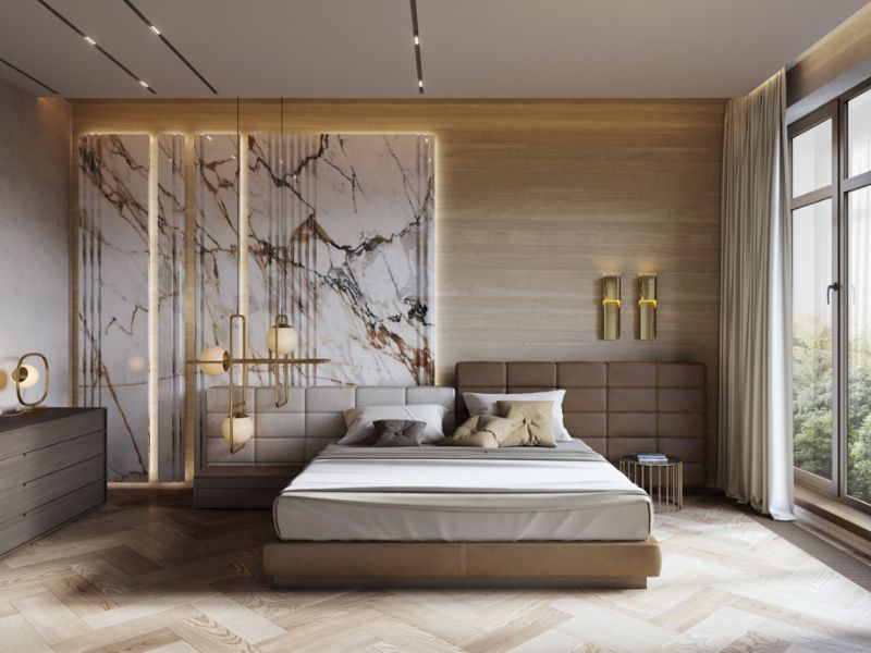 How To Create A Luxury Bedroom Design bedroom design Bedroom Designs And Ideas To Upgrade Your Resting Space Imagem8 8