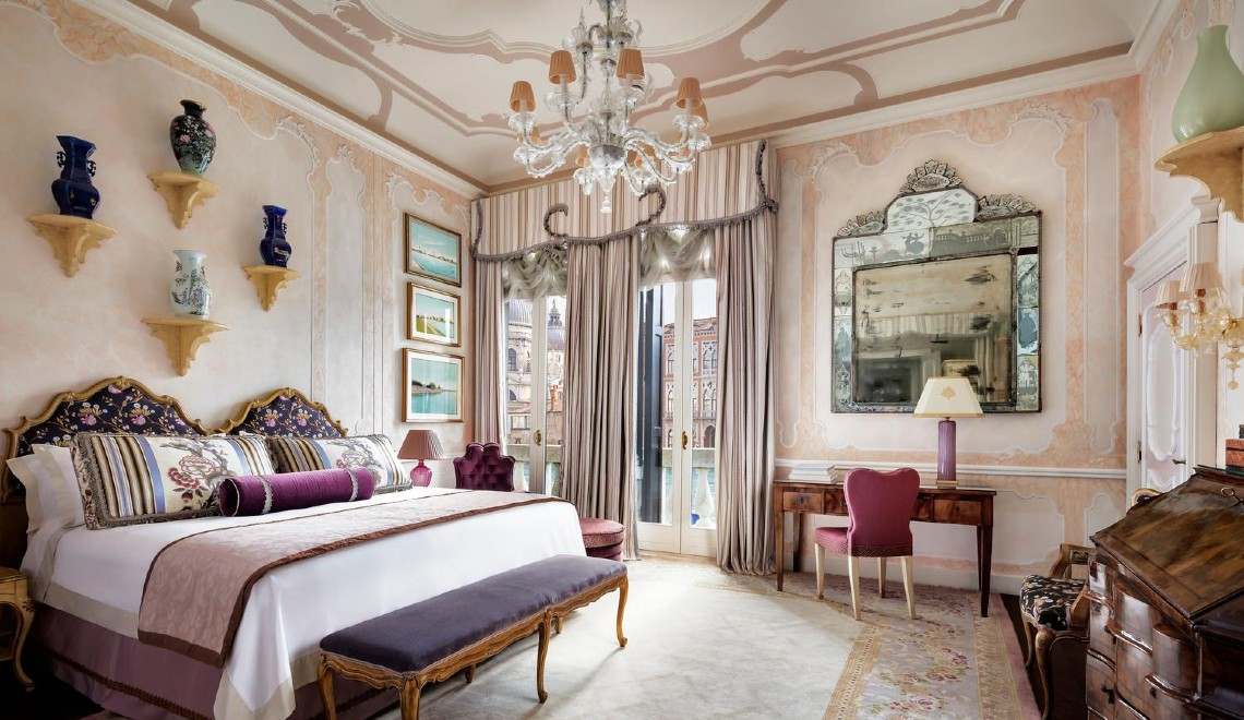 Luxury Hotels Emerge From Palaces Where Royals Once Lived
