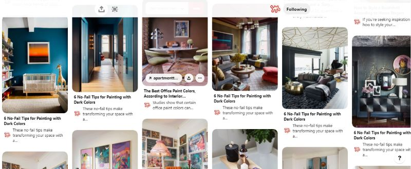 Pin It Like You Mean It! Top 10 Pinterest Accounts To Discover ft pinterest accounts Pin It Like You Mean It! Our Top 10 Favorite Pinterest Accounts apartment therapy
