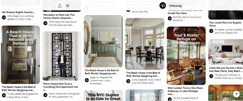 Pin It Like You Mean It! Top 10 Pinterest Accounts To Discover ft pinterest account Pin It Like You Mean It! Top 10 Pinterest Accounts To Discover architectural digest