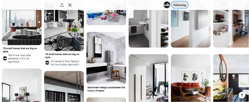 Pin It Like You Mean It! Top 10 Pinterest Accounts To Discover pinterest account Pin It Like You Mean It! Top 10 Pinterest Accounts To Discover belle magazine
