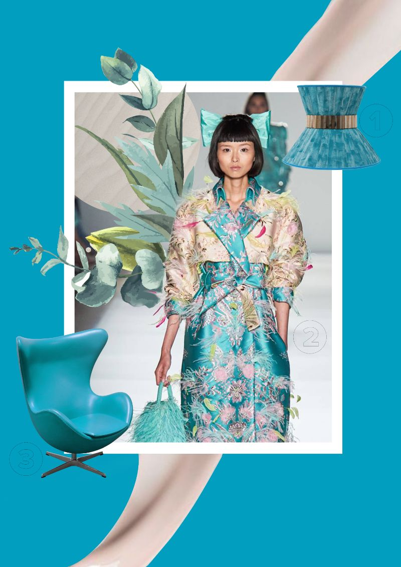 A.I Aqua Is The Ultimate 2021 Colour Trend According To CovetED (6) colour trend A.I Aqua Is The Ultimate 2021 Colour Trend According To CovetED A