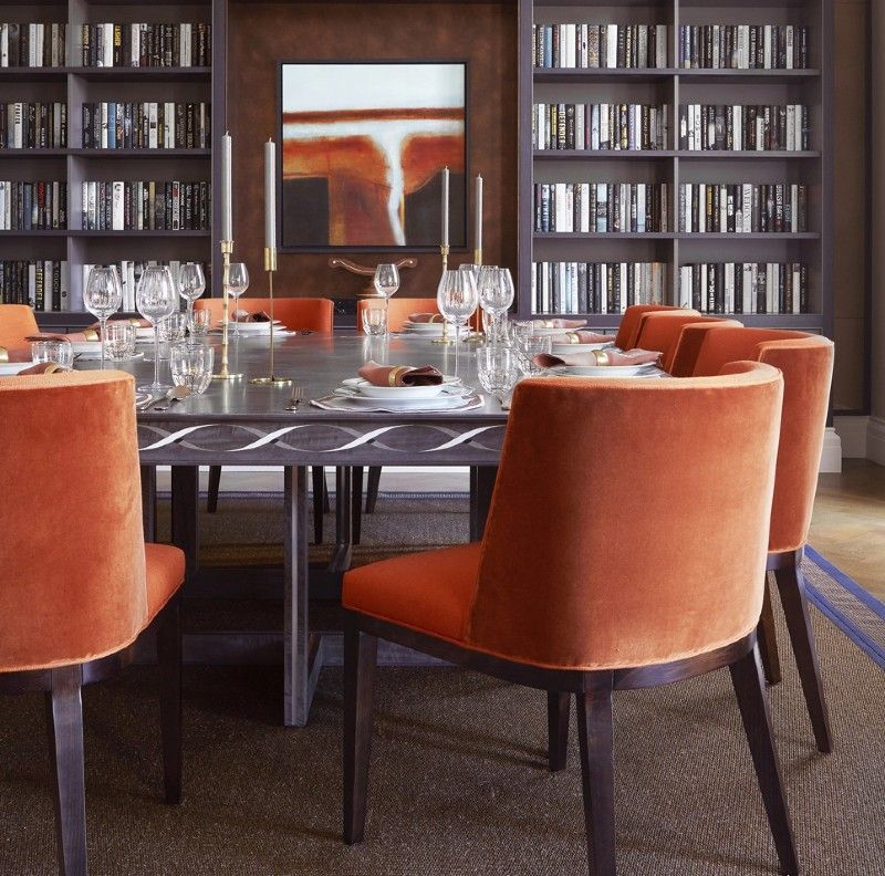 Modern Dining Room Designs by Top Designers and Brands