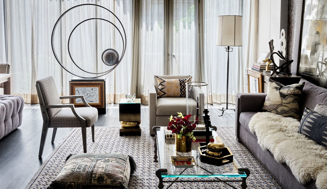 Thom Filicia Lets You Peek Inside His Award-Worthy Home Design