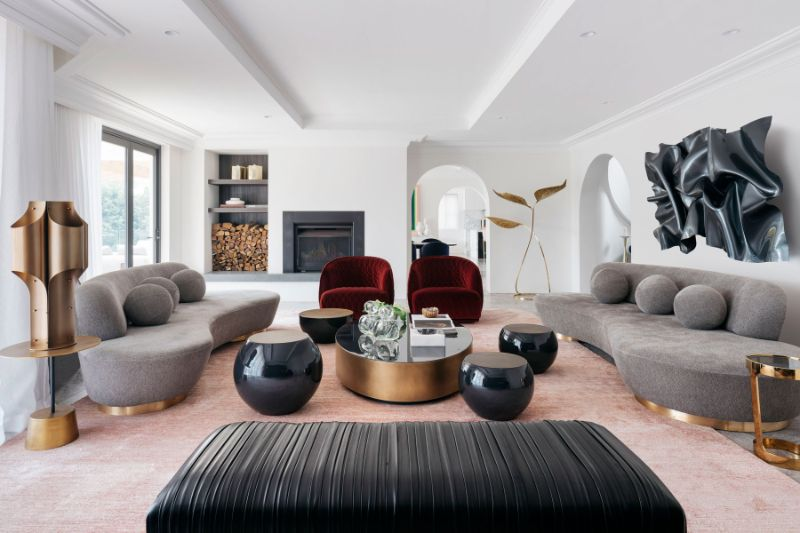 A Sydney Mansion With Lusciously Luxurious Interiors (1) sydney mansion A Sydney Mansion With Lusciously Luxurious Interiors A Sydney Mansion With Lusciously Luxurious Interiors 1