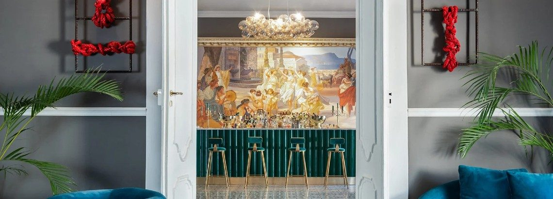 Antonio Di Maro Designs A Private Residence Embebed In Italian Flair ft