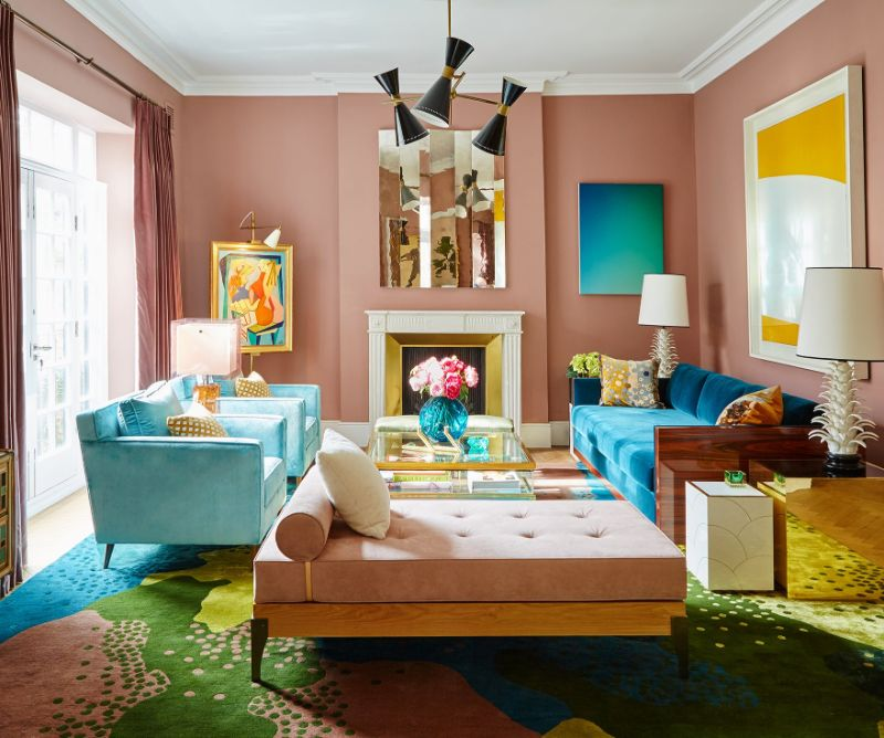 Colourful Design Projects To Spice Up Your Interior Design Inspirations (5) design inspiration Colourful Design Projects To Spice Up Your Interior Design Inspirations Colourful Design Projects To Spice Up Your Interior Design Inspirations 5