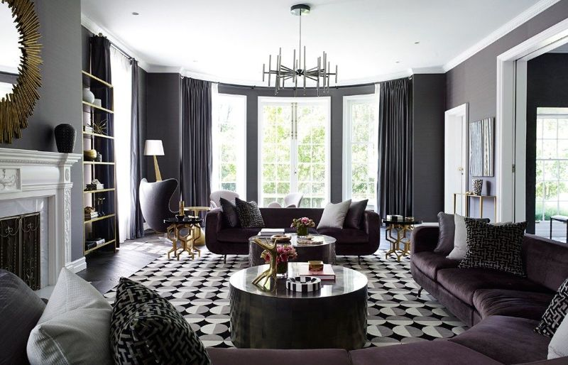 Living Room Design Ideas And Colour Combos To Get Inspired By (7) living room design Living Room Design Ideas And Colour Combos To Get Inspired By Living Room Design Ideas And Colour Combos To Get Inspired By 7