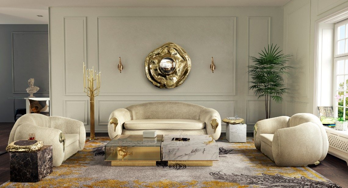 Luxury Interior Designs Featuring Marbleous Wonders
