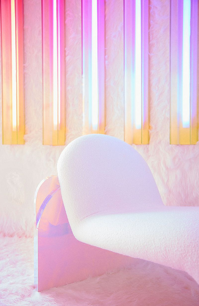 Patricia Bustos Studio Creates A Neon-Inspired Bathroom Design (3) patricia bustos Patricia Bustos Studio Creates A Neon-Inspired Bathroom Design Patricia Bustos Studio Creates A Neon Inspired Bathroom Design 3