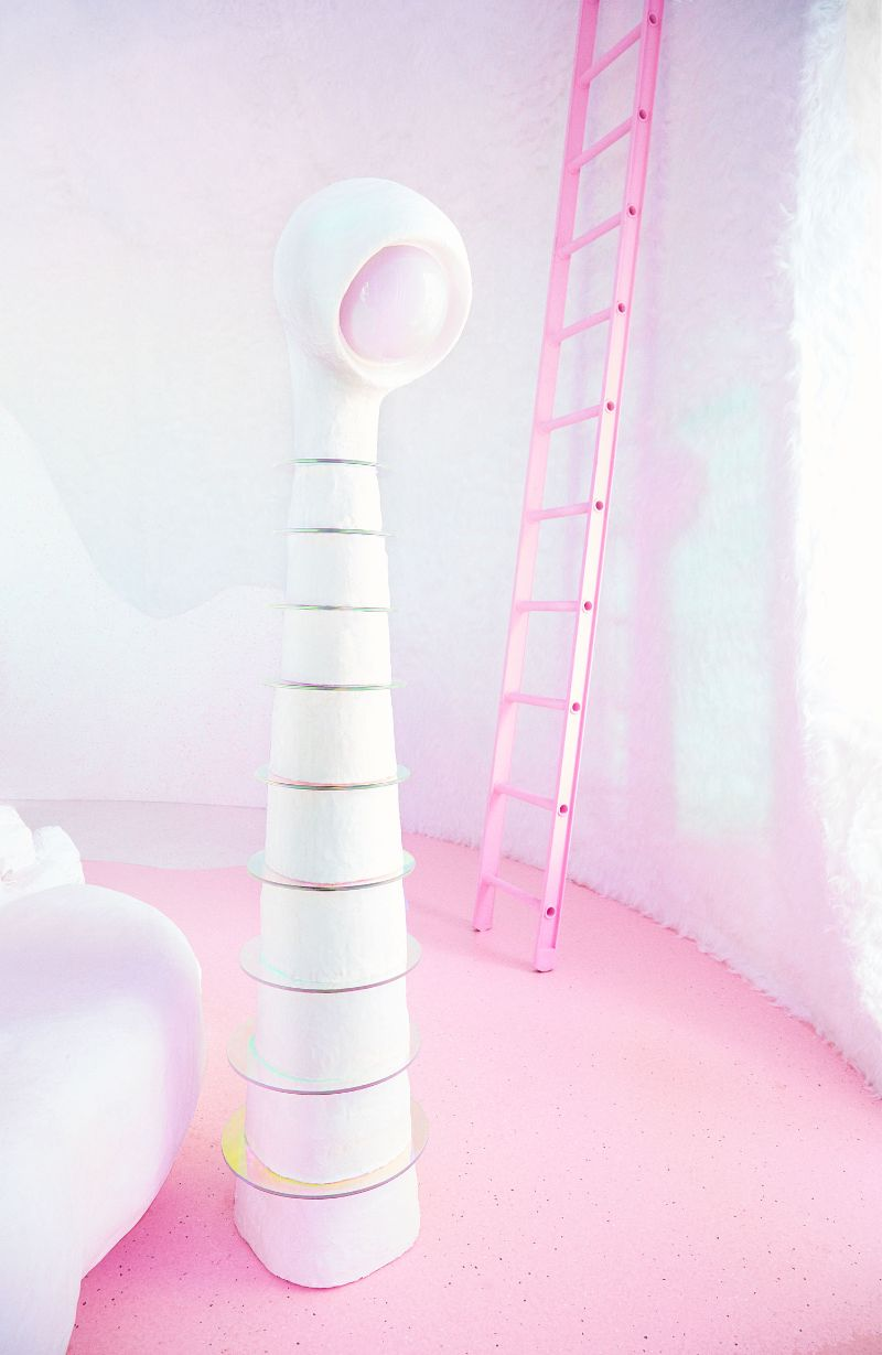 Patricia Bustos Studio Creates A Neon-Inspired Bathroom Design (4) patricia bustos Patricia Bustos Creates A Neon-Dreamy Bathroom Design Away From Cliché Patricia Bustos Studio Creates A Neon Inspired Bathroom Design 4
