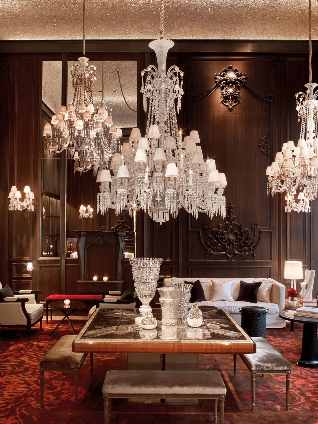 Lighting Designs and Ideas From Exclusive Luxury Brands lighting design Lighting Designs and Ideas From Exclusive Luxury Brands baccarat1