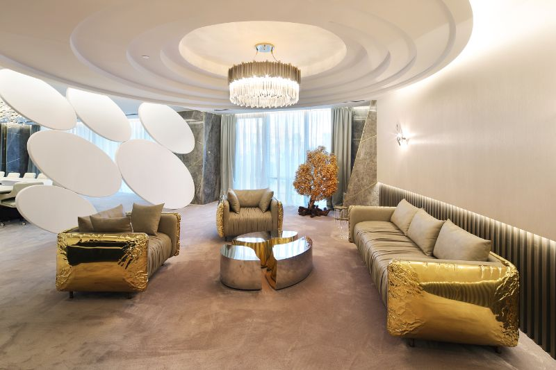 A Luxury And Contemporary Office Design By Sicilia Shine (1) office design A Golden And Imposing Office Design By Sicilia Shine A Luxury And Contemporary Office Design By Sicilia Shine 1