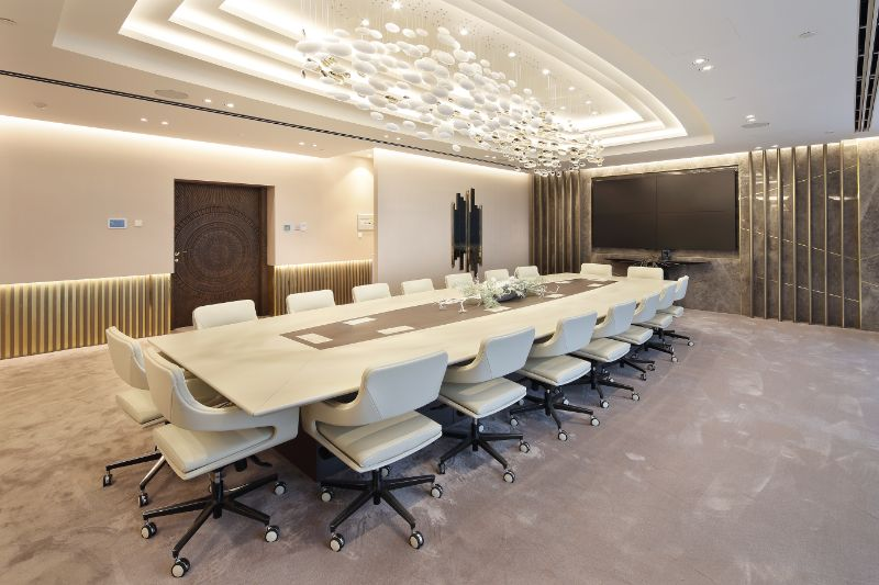 A Luxury And Contemporary Office Design By Sicilia Shine (11) office design A Golden And Imposing Office Design By Sicilia Shine A Luxury And Contemporary Office Design By Sicilia Shine 11