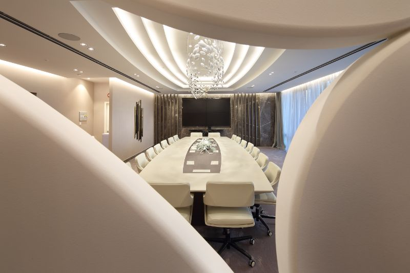 A Luxury And Contemporary Office Design By Sicilia Shine (12) office design A Golden And Imposing Office Design By Sicilia Shine A Luxury And Contemporary Office Design By Sicilia Shine 12