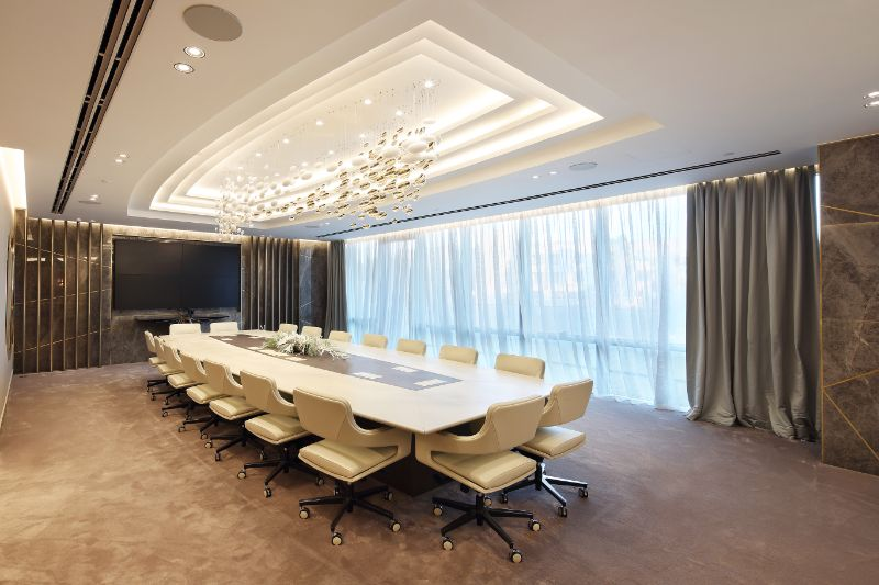 A Luxury And Contemporary Office Design By Sicilia Shine (13) office design A Golden And Imposing Office Design By Sicilia Shine A Luxury And Contemporary Office Design By Sicilia Shine 13
