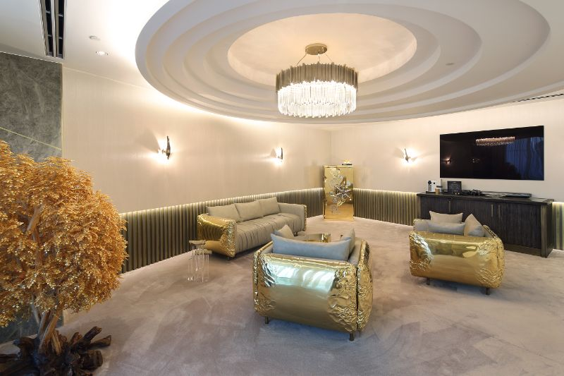 A Luxury And Contemporary Office Design By Sicilia Shine (9) office design A Golden And Imposing Office Design By Sicilia Shine A Luxury And Contemporary Office Design By Sicilia Shine 9