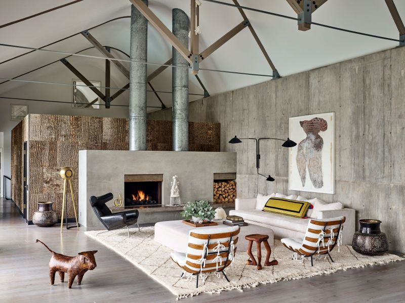 A Trendy Austin Home That Features An Impressive Art Collection (1) austin home A Trendy Austin Home That Features An Impressive Art Collection A Trendy Austin Home That Features An Impressive Art Collection 1