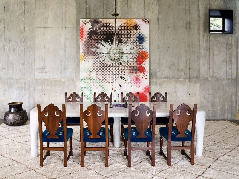 A Trendy Austin Home That Features An Impressive Art Collection (13) austin home A Trendy Austin Home That Features An Impressive Art Collection A Trendy Austin Home That Features An Impressive Art Collection 13