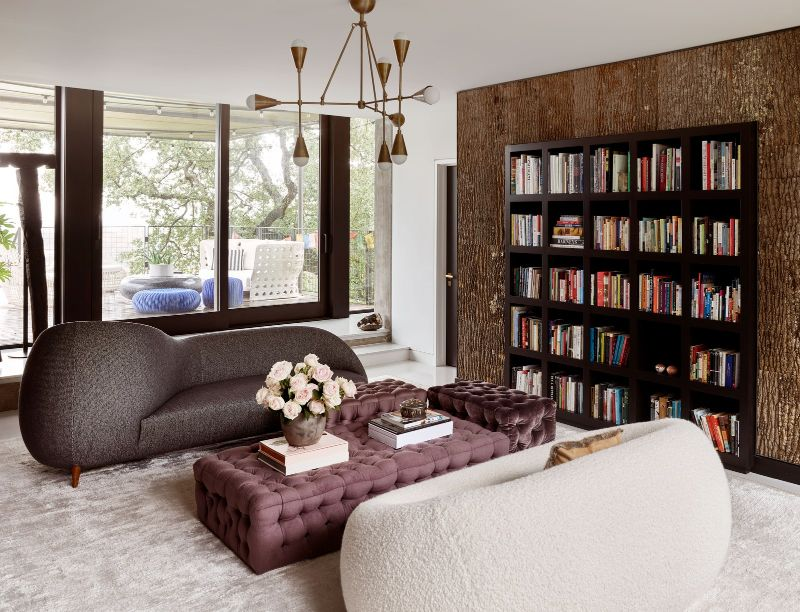 A Trendy Austin Home That Features An Impressive Art Collection (8) austin home A Trendy Austin Home That Features An Impressive Art Collection A Trendy Austin Home That Features An Impressive Art Collection 8