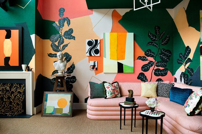 Colourful Room Designs For A Fresh And Modern Home (1) modern home Colourful Room Designs For A Fresh And Modern Home Colourful Room Designs For A Fresh And Modern Home 1