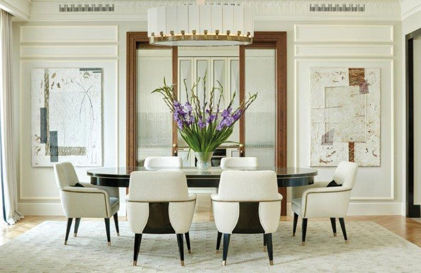 Dining Room Design Ideas And Colour Combos To Get Inspired By (1)