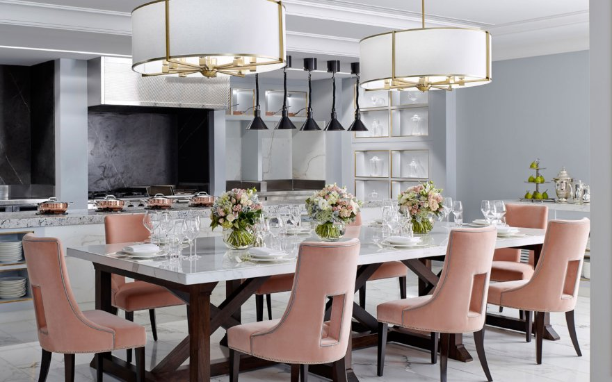 Dining Room Design Ideas And Colour Combos To Get Inspired By (4)
