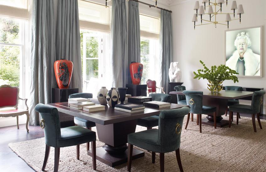 Dining Room Design Ideas And Colour Combos To Get Inspired By (6)