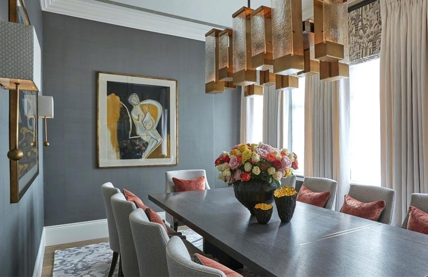 Dining Room Design Ideas And Colour Combos To Get Inspired By (7)