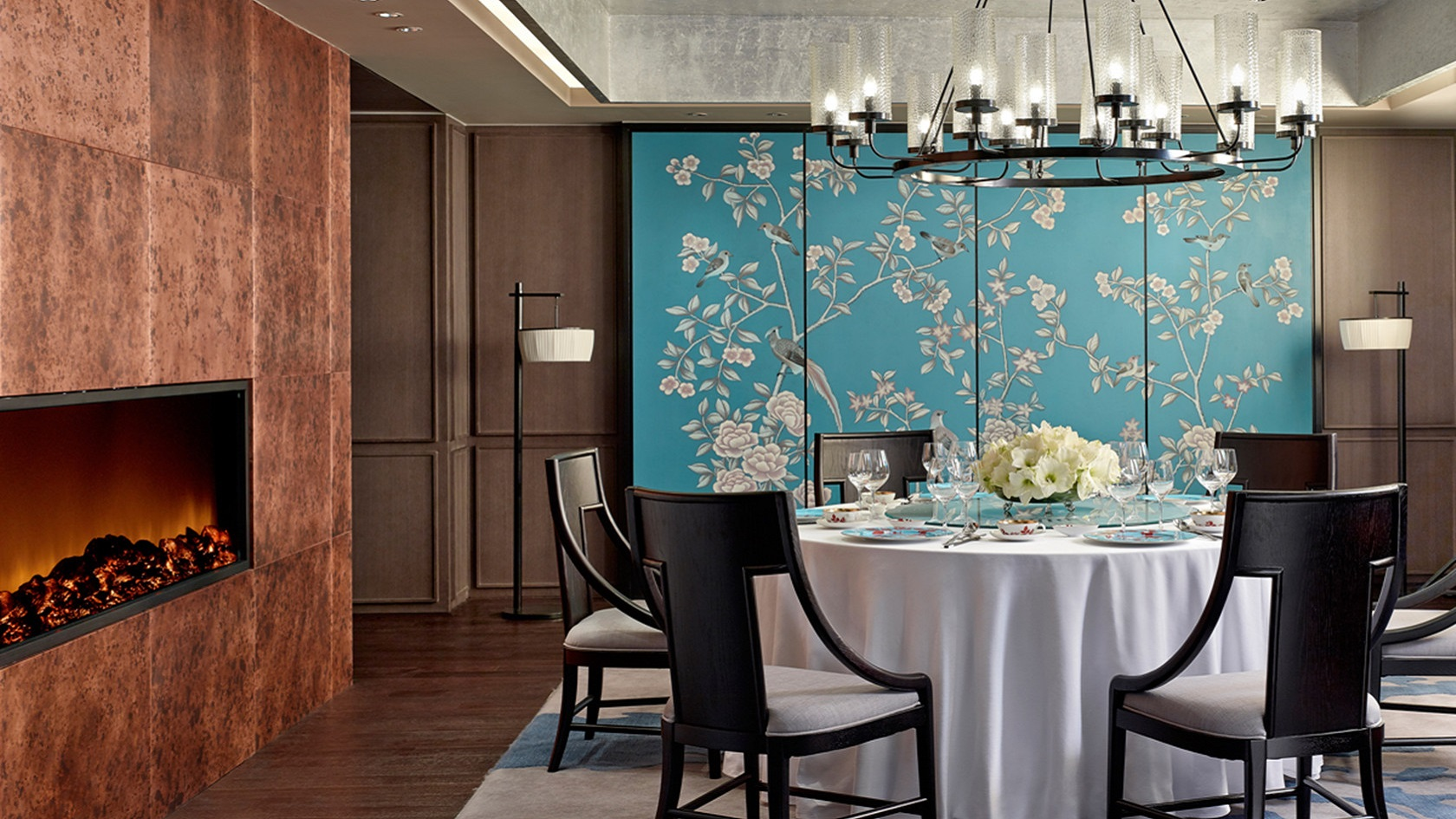 Dining Room Design Ideas And Colour Combos To Get Inspired By (8) dining room design Colour Combination Ideas For Your Dining Room Design Dining Room Design Ideas And Colour Combos To Get Inspired By 8